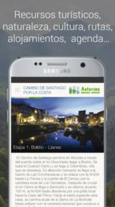 Turismo Asturias app