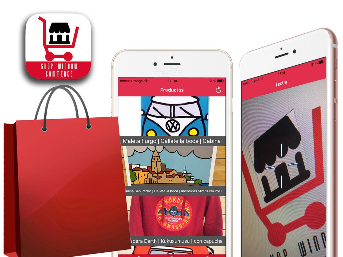 App Shop Window Commerce