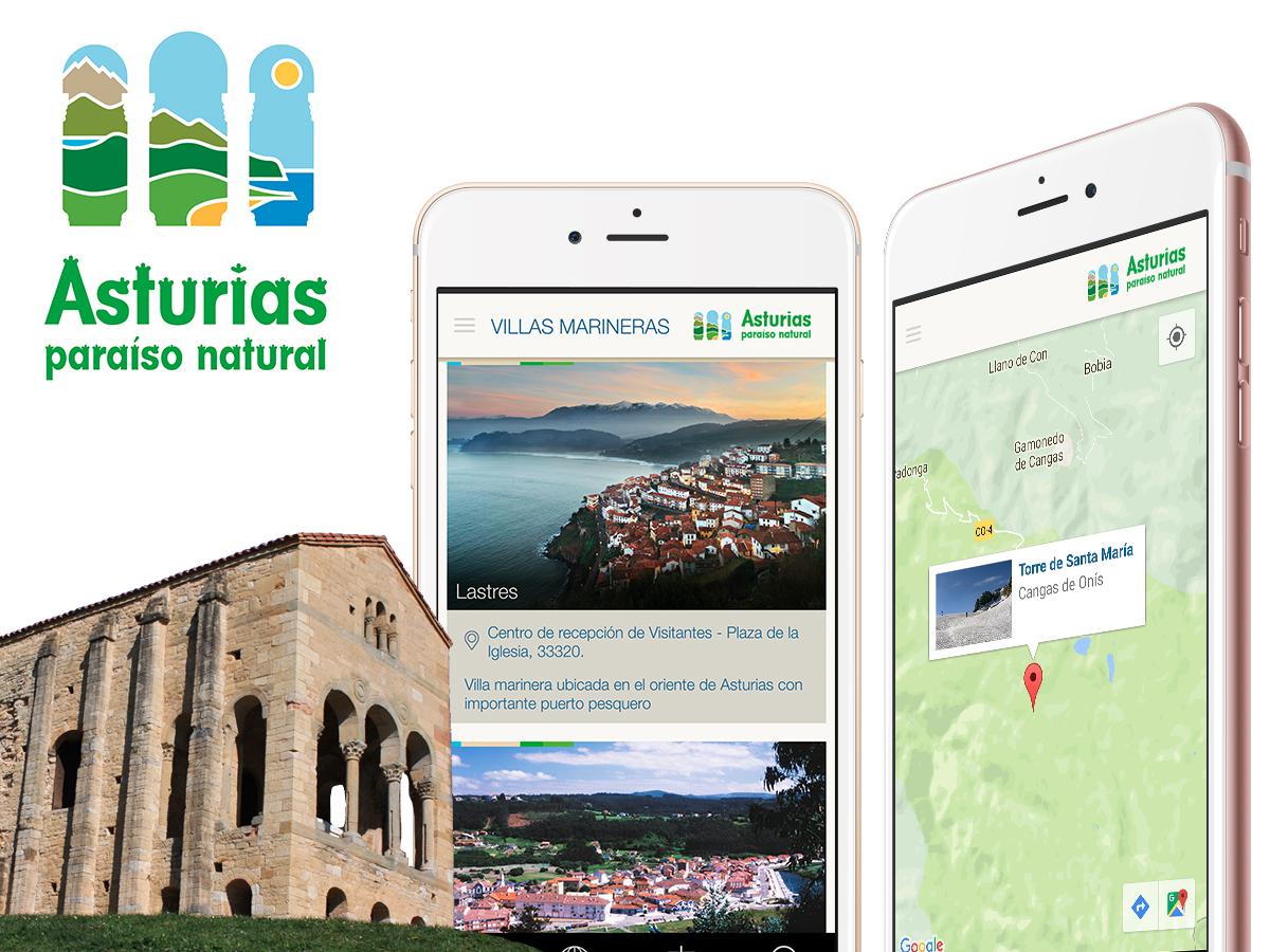 App Turismo Asturias