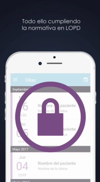 App mecitas para la gestión clínicas medicas